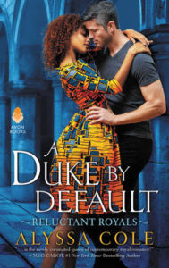 A Duke By Default Alyssa Cole