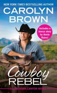 Cowboy Rebel Carolyn Brown