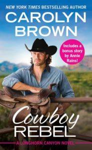 Cowboy Rebel Carolyn Brown