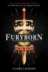 Furyborn Claire Legrand