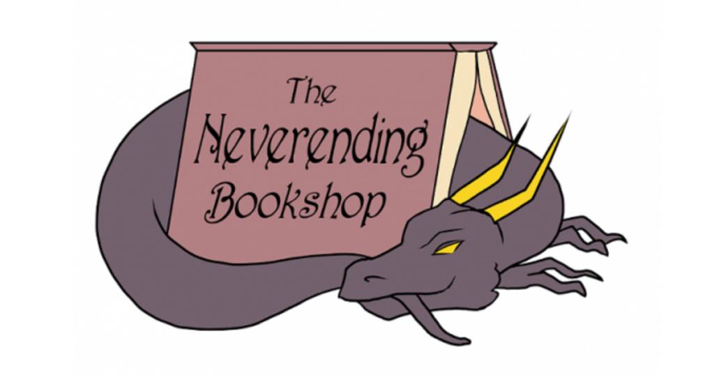 The Never Ending Bookshop FI